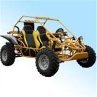 650cc Double Seats EEC Go Kart (HDG650)