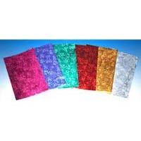 Stamping aluminum foil paper