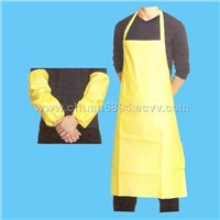 Nonwoven Laminated Apron with Adjustable Strap