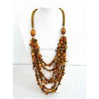 Fashion Jewelry NecklaceNDK061088