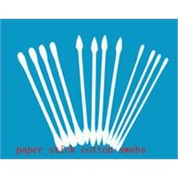 Paper Stick Cotton Swabs
