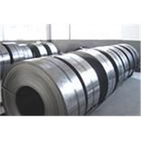 Sell cold rolled steel strips(coils)