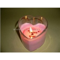 Message Candle