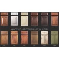 Wooden Door Panel Series