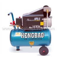 Electric direct air compressor