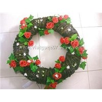 Christmas Wreath From Vietnam