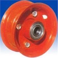 wheel barrow rim