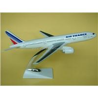 Airplane model B777 Air France