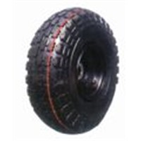 we can produce many kinds of RUBBER WHEEL