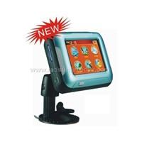3.5 Inch Touchscreen LCD car GPS Navigation