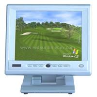 8.4 Inch Desktop LCD Touchscreen VGA Monitor