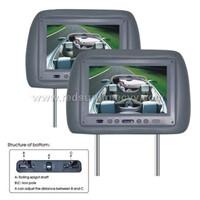 9 inch Headrest TFT LCD TV/Monitor