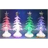 LED light acryl Christmas tree