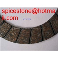 clutch facing(Green Type---spicestone@hotmailcom