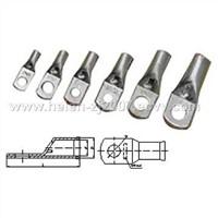 Inspection-Hole Copper Compression Metric Lug