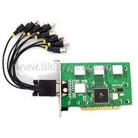 8Ch Real Time PC Based DVR