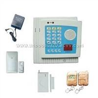 CCTV Burglar Alarm System