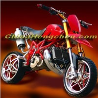 dirt bike, ATV, pocket bike and motorcycle