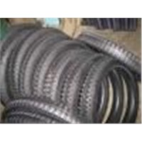 motorcycle outer tyre