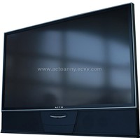 65 Inches Big Screen LCOS Rear projection TV