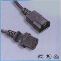 Schuko power cord