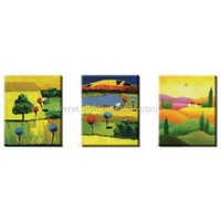 supply wholesale oil paintings