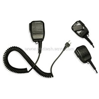 Speaker Microphone for Two Way Radio