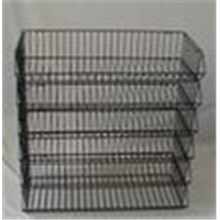 Universal Baskets display Rack