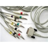 EKG Cables and Spare Parts