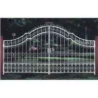 Wrought Art Garden Swing Gate (YK-95)