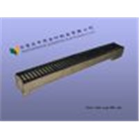 polymer concrete channel