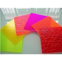 color texture acrylic sheet