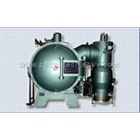 Pressurized vacuum tempering furnace