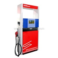 fuel dispenser with 1 nozzle