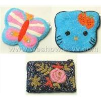 Bead purse (handicraft)