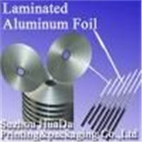 PET/Aluminum Foil Strip