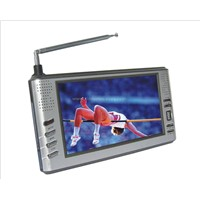 "7"" Portable Multimedia Player with DVB-T"