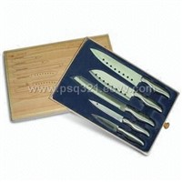 Six-piece Kitchen Knife Set