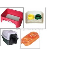 plastic product and mould