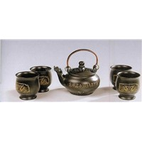 tea set,Tea-things,tea service