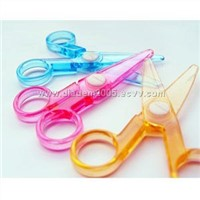 Promotion Gift Safety Plastic Scissors