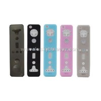 Wii Remote controller Silicon Sleeve(KW-P006)