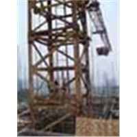 Climbing Tower Crane