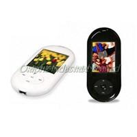 Thin pebble-shaped mini Mp4 Player, 1.8-inch TFT