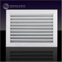Aluminum Wall/Door Grille BK-WDG