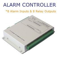 Alarm Controller (GPIO)