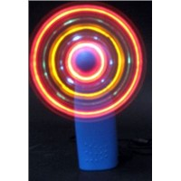 Flashing Mini Fan