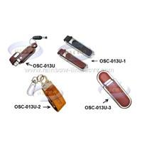USB LEATHER DRIVE