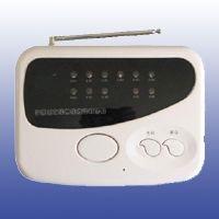 Alarm console