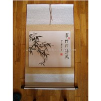 Chinese Painting Framed Art